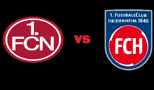 fcn gegen Heidenheim